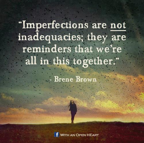 Inadequacies quote #2
