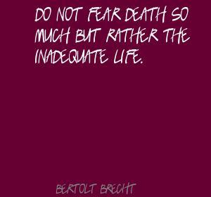 Inadequate quote #2