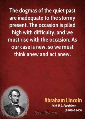 Inadequate quote #1