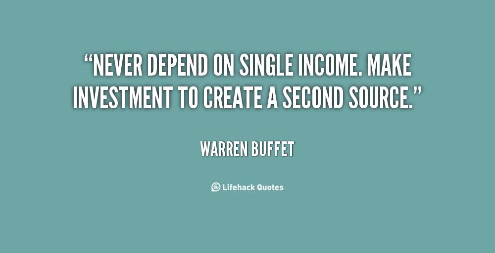 Income quote #2