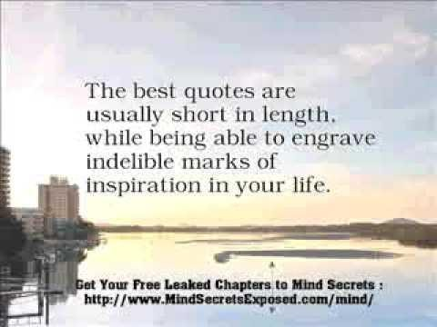 Indelible quote #1