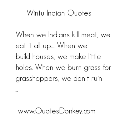 Indian quote #1