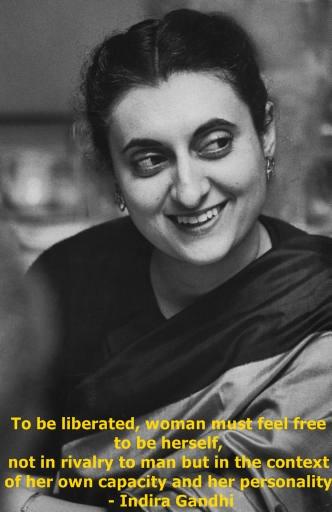 Indira Gandhi's quote #4