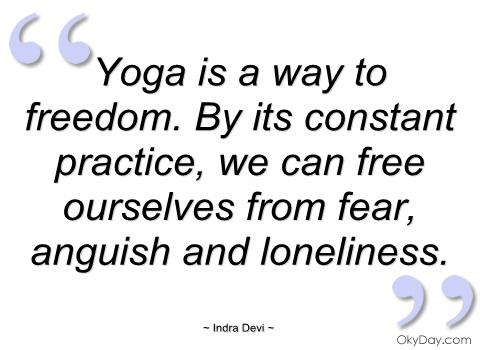 Indra Devi's quote #1