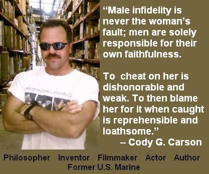 Infidelity quote