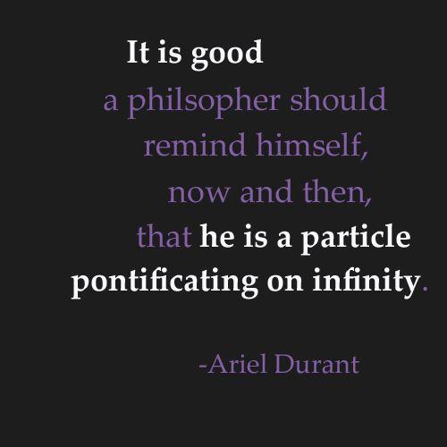 Infinity quote #3
