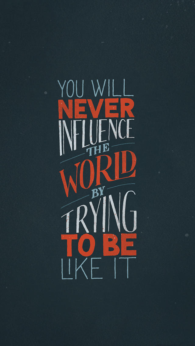 Influence quote #3