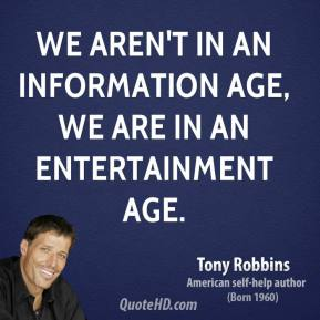 Information Age quote #1