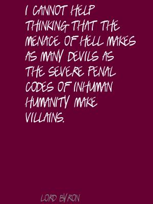Inhuman quote #1