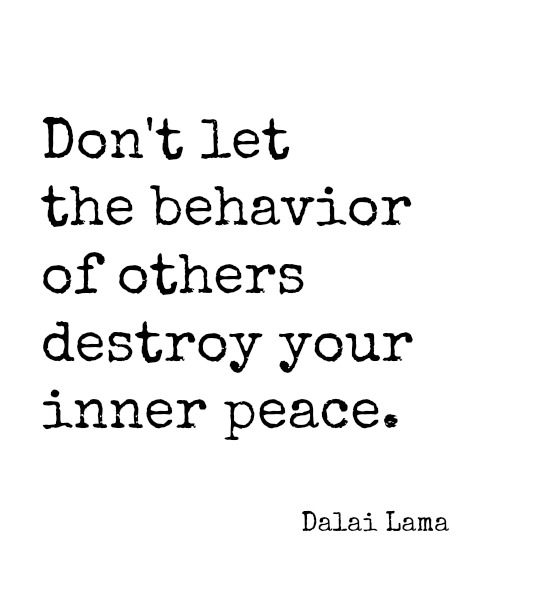 Inner Peace quote #1