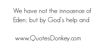 Innocence quote #2