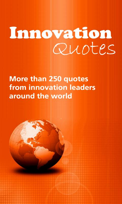 Innovations quote #1