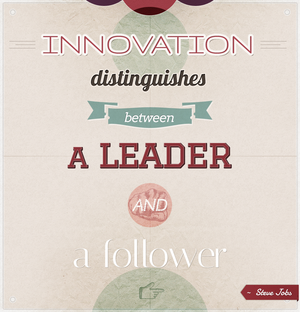 Innovator quote #1