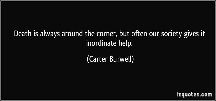 Inordinate quote #1