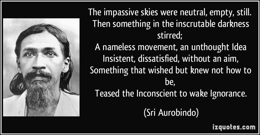 Inscrutable quote #1