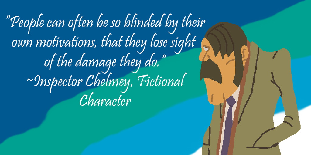 Inspector quote #2