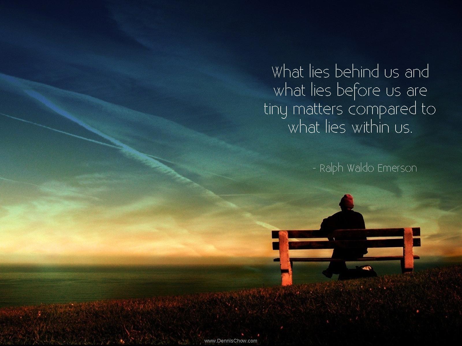 Inspiring quote #1