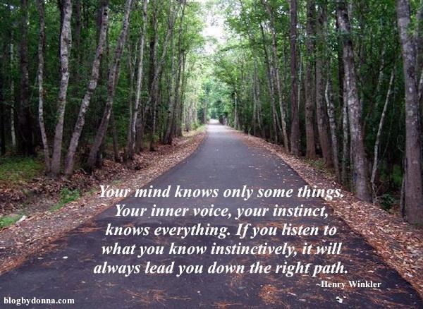 Instincts quote #6