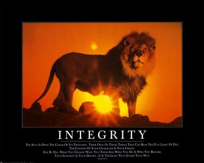 Integrity quote #5