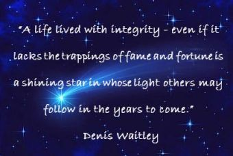 Integrity quote #2
