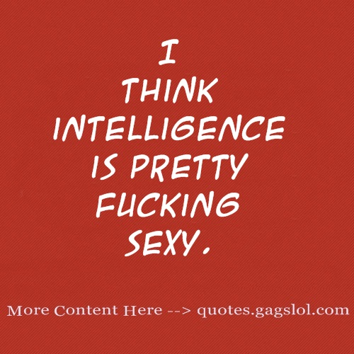 Intelligence quote #6
