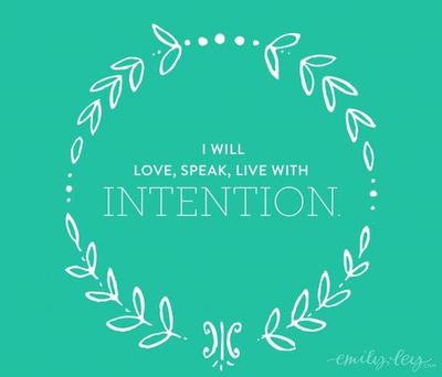 Intention quote #5