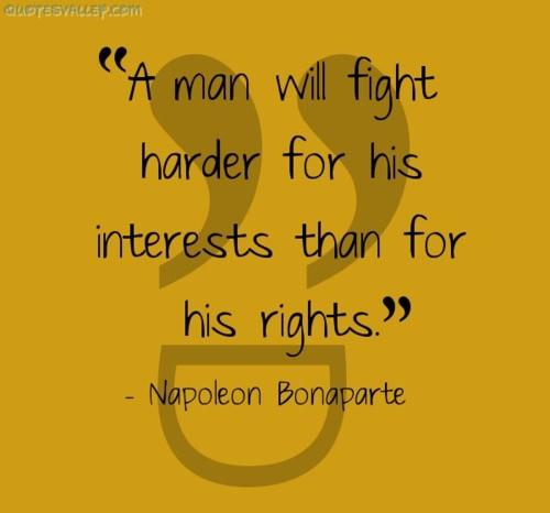 Interests quote #2