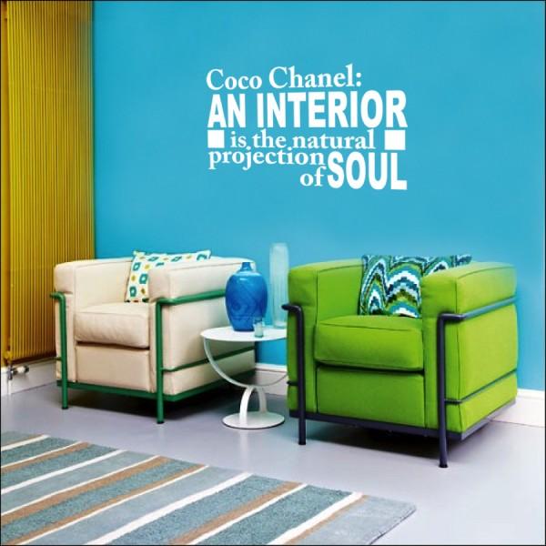 Interior quote #3