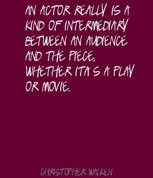 Intermediary quote