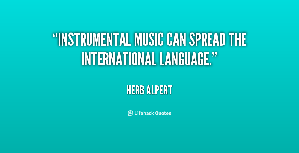 International Language quote #2