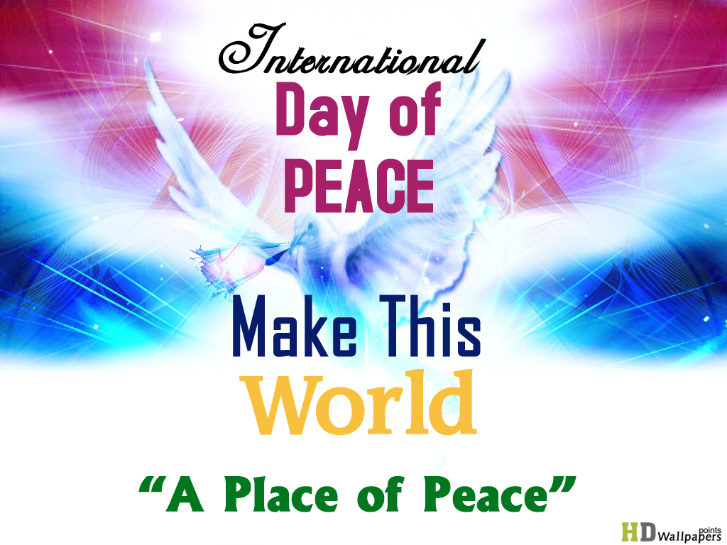 International Peace quote #1
