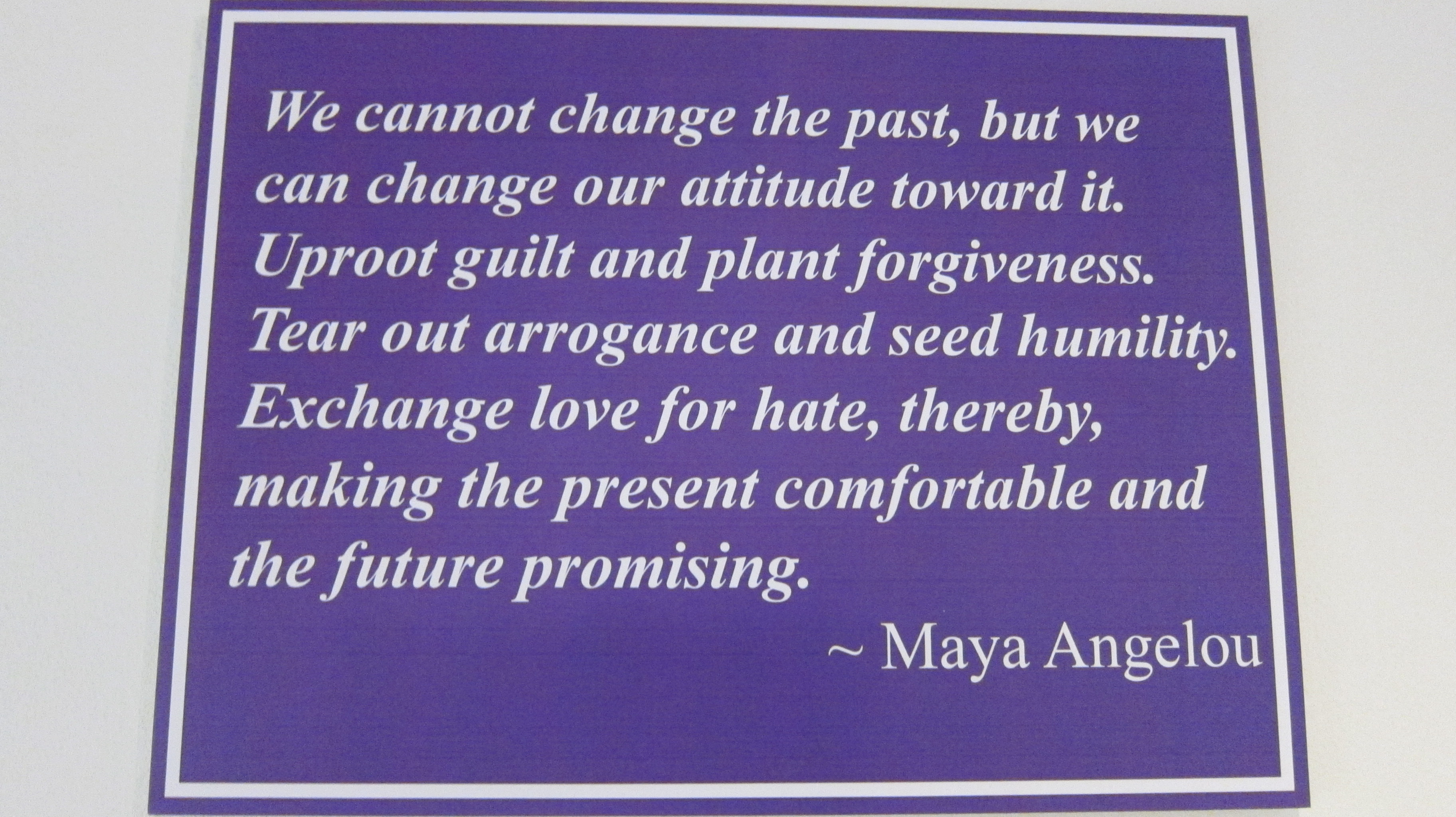 International Peace quote #2