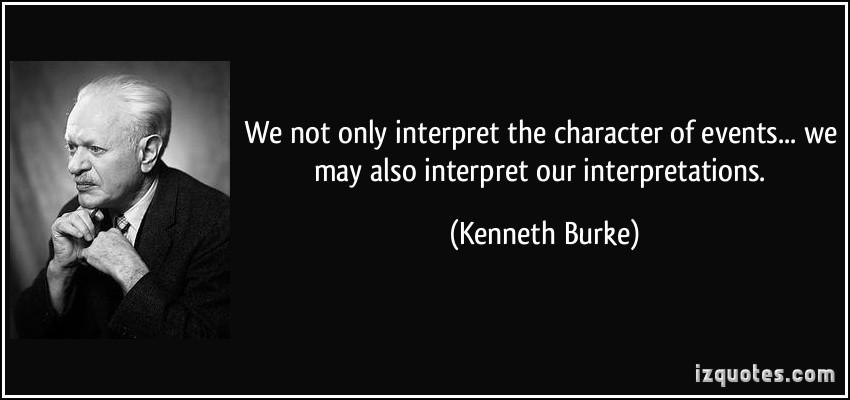 Interpret quote #1