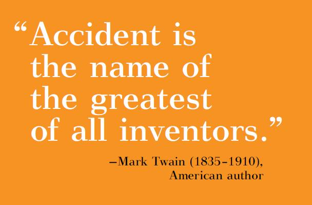 Inventions quote #1