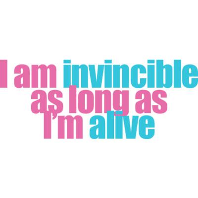 Invincible quote #4