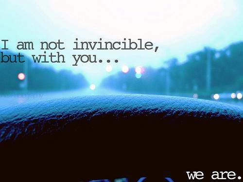 Invincible quote #5