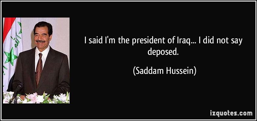 Iraq quote #4