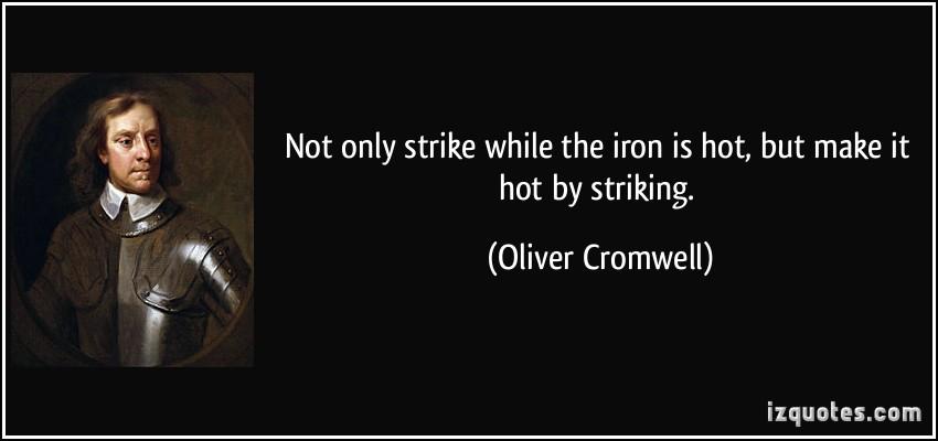 Iron quote #1
