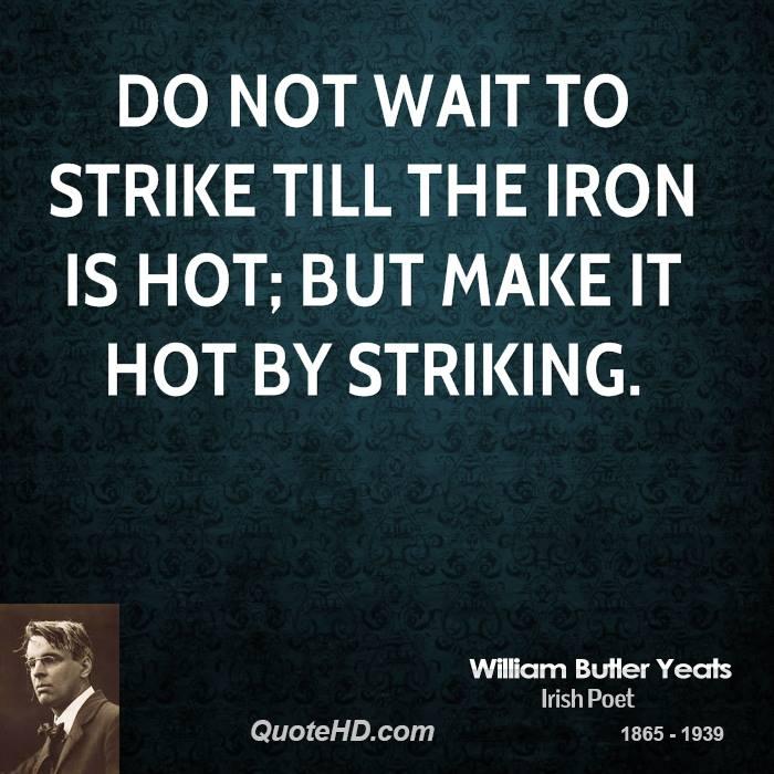 Iron quote #5