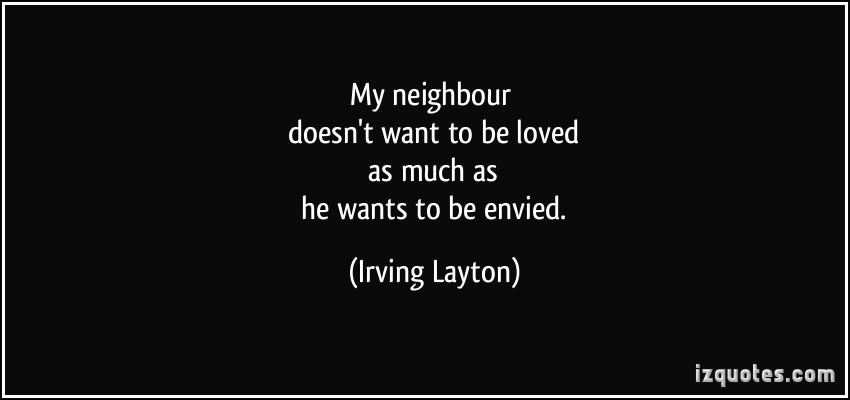 Irving Layton's quote #2