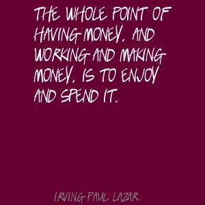 Irving Paul Lazar's quote #1