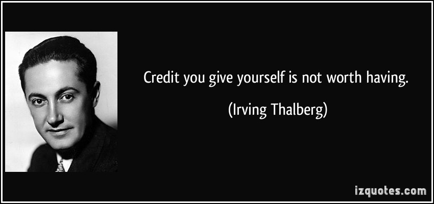Irving Thalberg's quote #4