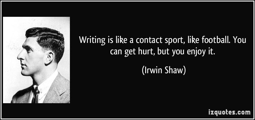 Irwin Shaw's quote #3