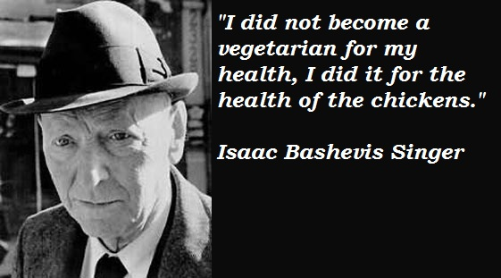 Isaac Bashevis Singer's quote #2
