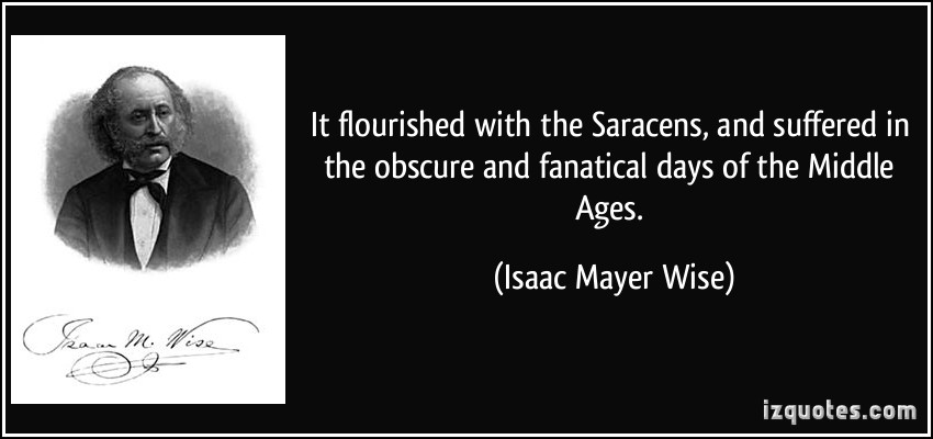 Isaac Mayer Wise's quote #1