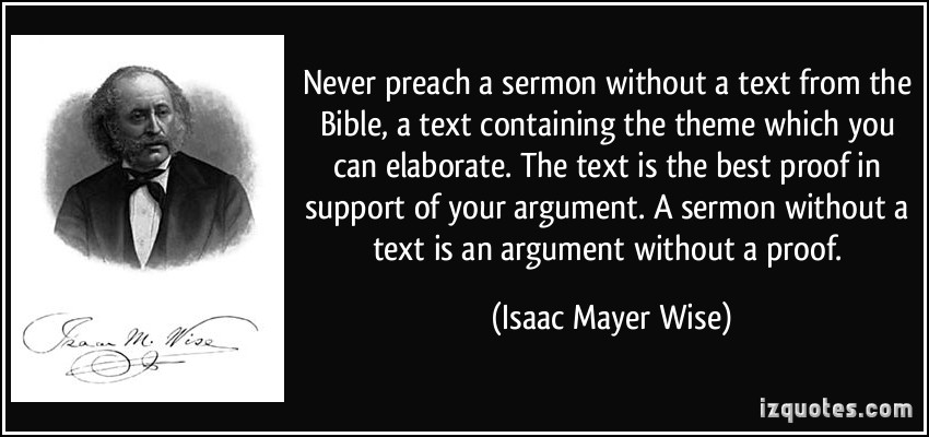 Isaac Mayer Wise's quote #2