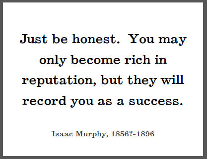 Isaac Murphy's quote #1