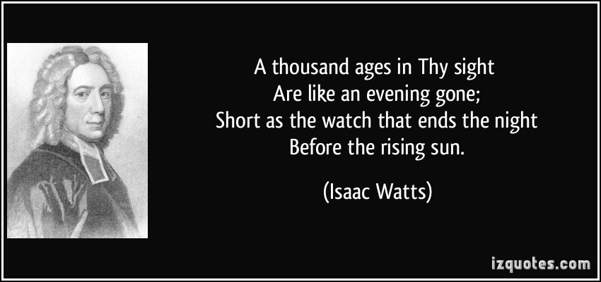 Isaac Watts's quote #1