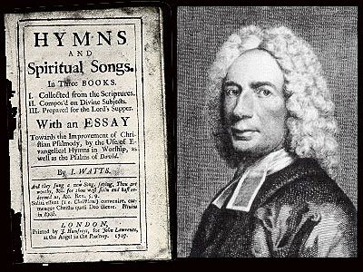 Isaac Watts's quote #4