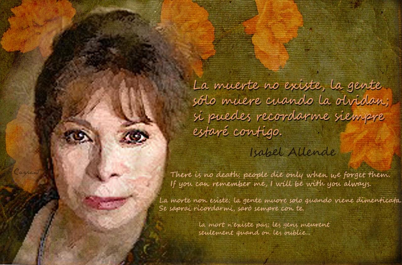 Isabel Allende's quote #1